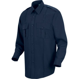 Horace Small™ Sentry™ Action Option Men's Long Sleeve Shirt Dark Navy 18 x 34 - HS11
