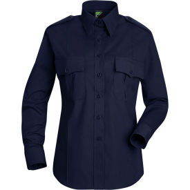 Horace Small™ Deputy Deluxe Women's Long Sleeve Shirt Dark Navy M - HS11