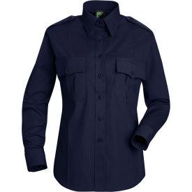 Horace Small™ Deputy Deluxe Women's Long Sleeve Shirt Dark Navy 2XL - HS11