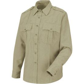 Horace Small™ Sentry™ Women's Long Sleeve Shirt Silver Tan M - HS11