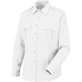 Horace Small™ Sentry™ Women's Long Sleeve Shirt White S - HS11
