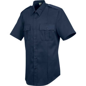 Horace Small™ Deputy Deluxe Men's Short Sleeve Shirt Dark Navy 17.5 - HS12