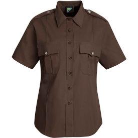 Horace Small™ Deputy Deluxe Women's Short Sleeve Shirt Brown L - HS12