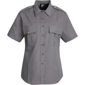 Horace Small™ Deputy Deluxe Women's Short Sleeve Shirt Gray 2XL - HS12