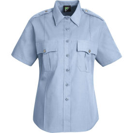 Horace Small™ Deputy Deluxe Women's Short Sleeve Shirt Light Blue S - HS12