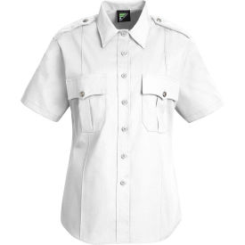 Horace Small™ Deputy Deluxe Women's Short Sleeve Shirt White M - HS12