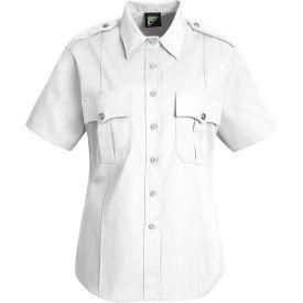Horace Small™ Deputy Deluxe Women's Short Sleeve Shirt White XL - HS12