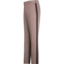 Horace Small™ Men's Virginia Sheriff Trouser Pink Tan/Brown Stripe 40R37U - HS2277