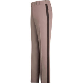 Horace Small™ Men's Virginia Sheriff Trouser Pink Tan/Brown Stripe 44R37U - HS2277