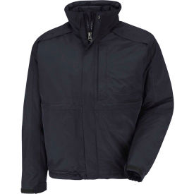 Horace Small™ Unisex 3-N-1 Jacket Midnight 4XL - HS33