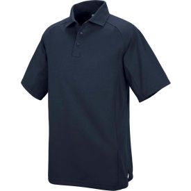 Horace Small™ New Dimension® Unisex Short Sleeve Special Ops Polo Shirt Dark Navy XXL HS51