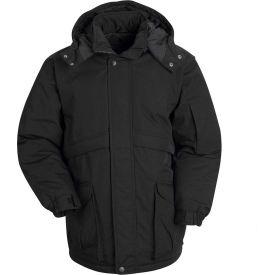 Red Kap® Heavyweight Parka Regular-L Black JP70