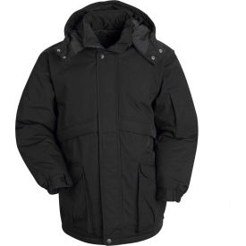 Red Kap® Heavyweight Parka Regular-2XL Black JP70