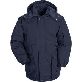 Red Kap® Heavyweight Parka Regular-S Navy JP70