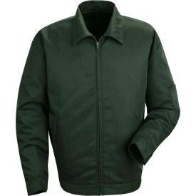 Red Kap® Slash Pocket Jacket Long-3XL Spruce Green JT22