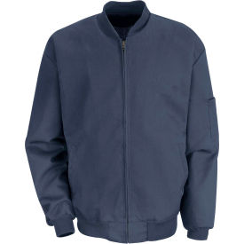 Red Kap® Solid Team Jacket Regular-L Navy JT36
