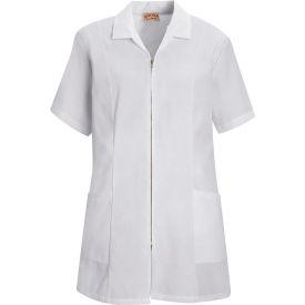 Red Kap® Women's Zip-front Smock White XL - KP43
