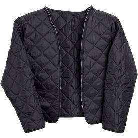 Red Kap® Zip-In/Zip-Out Liner Regular-XL Black LN30