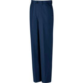 Red Kap® Red-E-Prest® Work Uniform Pant Navy 50x36 PT10