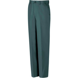 Red Kap® Red-E-Prest® Work Uniform Pant Spruce Green 46x36 PT10