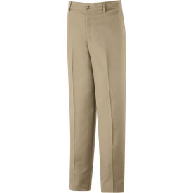 Red Kap® Dura-Kap® Industrial Uniform Pant Khaki 34x37 PT20
