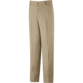 Red Kap® Dura-Kap® Industrial Uniform Pant Khaki 44x36 PT20