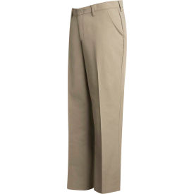 Red Kap® Women's Dura-Kap® Industrial Uniform Pant Khaki 24x34 PT21