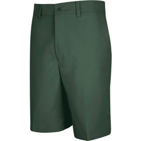 Red Kap® Men's Cotton Casual Plain Front Short Spruce Green 34 X 10 - PT26