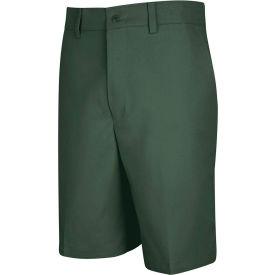 Red Kap® Men's Cotton Casual Plain Front Short Spruce Green 38 X 10 - PT26