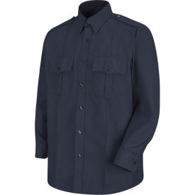 Horace Small™ Sentinel® Unisex Upgraded Security Long Sleeve Shirt Dark Navy L345 - SP36