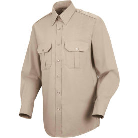 Horace Small™ Sentinel® Unisex Basic Security Long Sleeve Shirt Khaki L345 - SP56