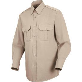Horace Small™ Sentinel® Unisex Basic Security Long Sleeve Shirt Khaki S323 - SP56