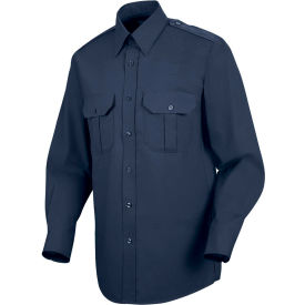 Horace Small™ Sentinel® Unisex Basic Security Long Sleeve Shirt Navy L345 - SP56