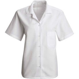 Red Kap® Women's Uniform Blouse White XL - SP65