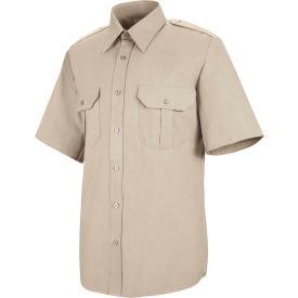 Horace Small™ Sentinel® Unisex Basic Security Short Sleeve Shirt Khaki SS3XL - SP66