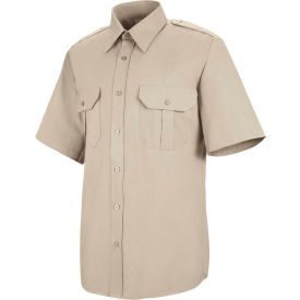 Horace Small™ Sentinel® Unisex Basic Security Short Sleeve Shirt Khaki SSLXL - SP66