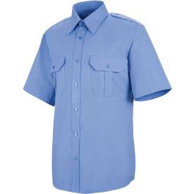 Horace Small™ Sentinel® Unisex Basic Security Short Sleeve Shirt Medium Blue SSS - SP66