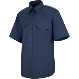 Horace Small™ Sentinel® Unisex Basic Security Short Sleeve Shirt Navy SSLL - SP66