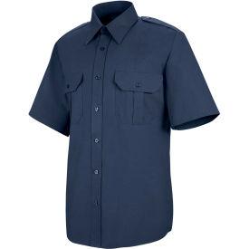 Horace Small™ Sentinel® Unisex Basic Security Short Sleeve Shirt Navy SSLL - SP66