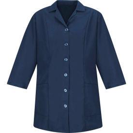 Red Kap® Women's Smock Fitted Adjustable 3/4 Sleeve Navy Regular-L - TP11