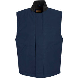 Red Kap® Blended Duck Insulated Vest Regular-3XL Navy Duck VD22