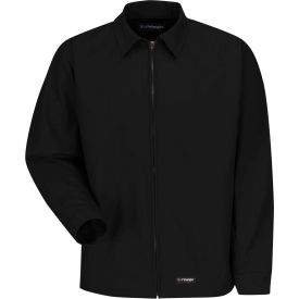 Wrangler® Men's Canvas Work Jacket Black WJ40 Regular-2XL WJ40BKRGXXL