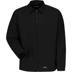Wrangler® Men's Canvas Work Jacket Black WJ40 Regular-2XL WJ40BKRGXXL
