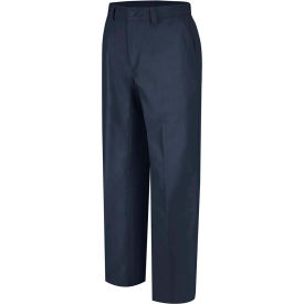 Wrangler® Men's Canvas Plain Front Work Pant Navy WP70 34x30-WP70NV3430