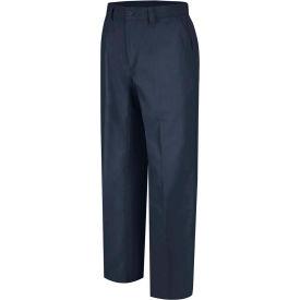 Wrangler® Men's Canvas Plain Front Work Pant Navy WP70 34x34-WP70NV3434