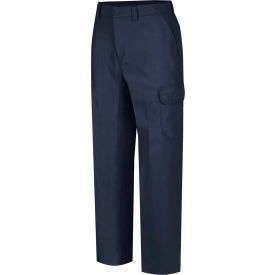 Wrangler® Men's Canvas Functional Cargo Pant Navy WP80 42x32-WP80NV4232