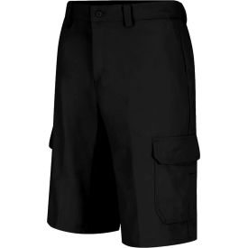 Wrangler® Men's Canvas Functional Cargo Short Black 38x12 - WP90BK3812