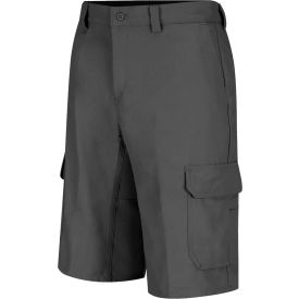 Wrangler® Men's Canvas Functional Cargo Short Charcoal 48x12 - WP90CH4812