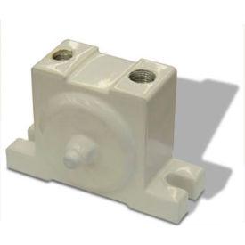 Vibco Silent Pneumatic Turbine Vibrator - MLT-32-POLY