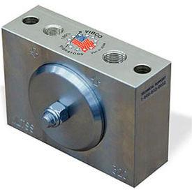Vibco Silent Pneumatic Turbine Vibrator - MLTSS-32-316L